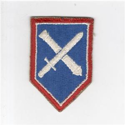 1954 - 1956 US Army 75th Regimental Combat Team Patch Inv# F555
