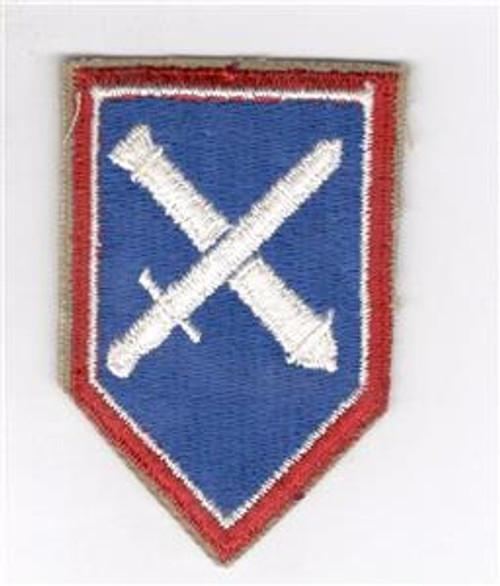 1954 - 1956 US Army 75th Regimental Combat Team Patch Inv# Z800