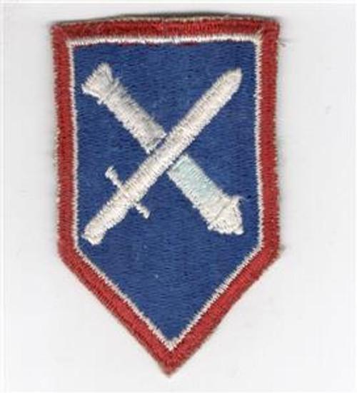 1954 - 1956 US Army 75th Regimental Combat Team Patch Inv# Z939