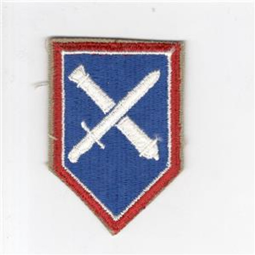 1954 - 1956 US Army 75th Regimental Combat Team Patch Inv# F554