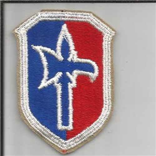 US Army 178th Regimental Combat Team Patch 1952 - 1960 Inv# S997