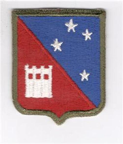US Army 25th Regimental Combat Team Patch 1946 - 1947 Inv# Z783