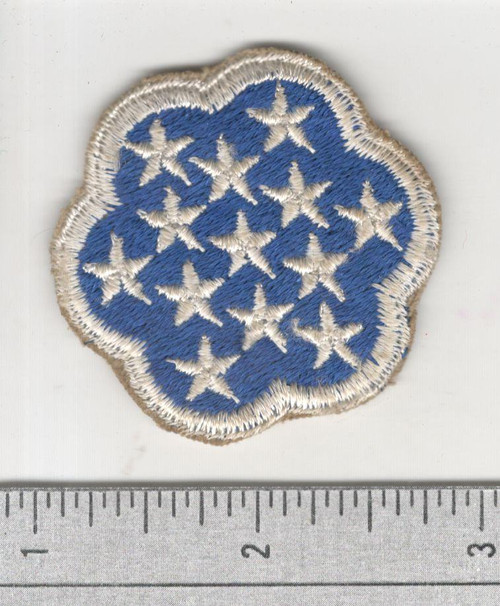 50's Cut Edge No Glow MAAG Military Patch Inv# S836