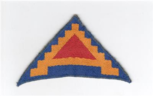 German Made US Army 7th Army Patch Inv# D549