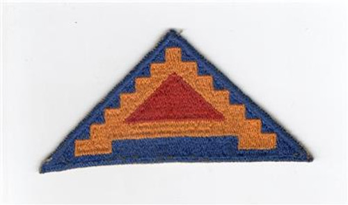 German Made US Army 7th Army Patch Inv# D540