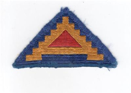German Made US Army 7th Army Silk Patch Inv# D531