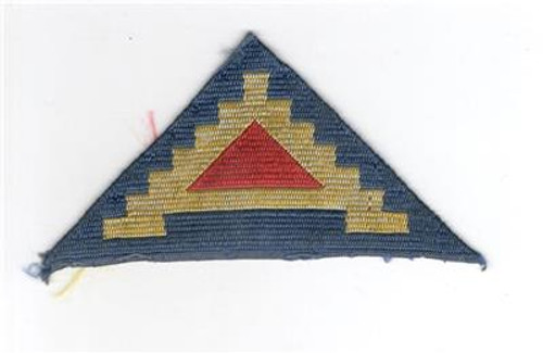 German Made US Army 7th Army Silk Patch Inv# D532