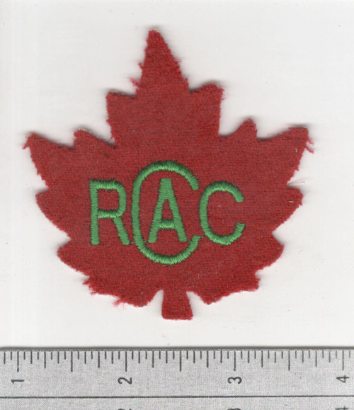 WW 2 Royal Canadian Army Cadet Patch Inv# S934
