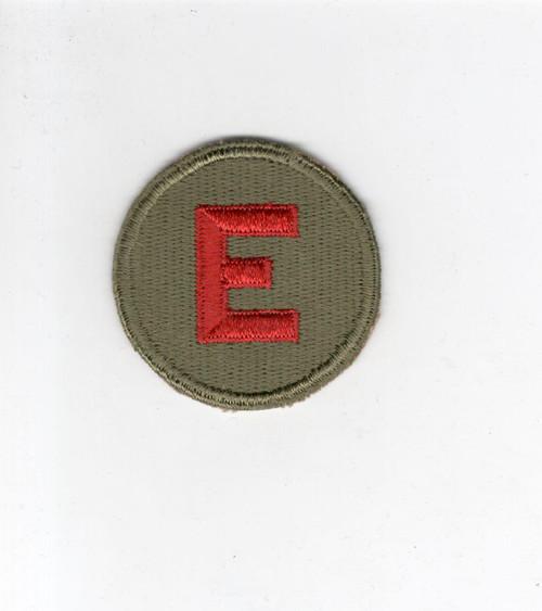 WW 2 US Army Artillery Efficiency Patch Inv# H039