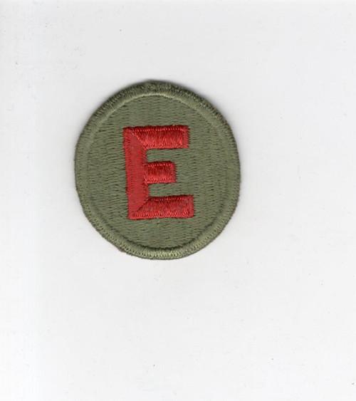 WW 2 US Army Artillery Efficiency Patch Inv# H041