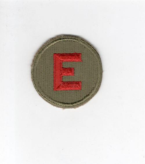WW 2 US Army Artillery Efficiency Patch Inv# H042