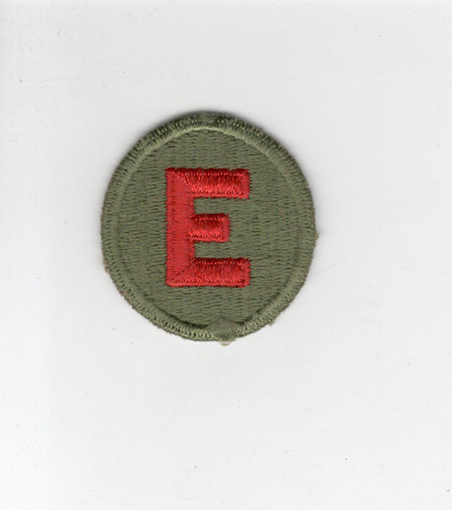 WW 2 US Army Artillery Efficiency Patch Inv# H044