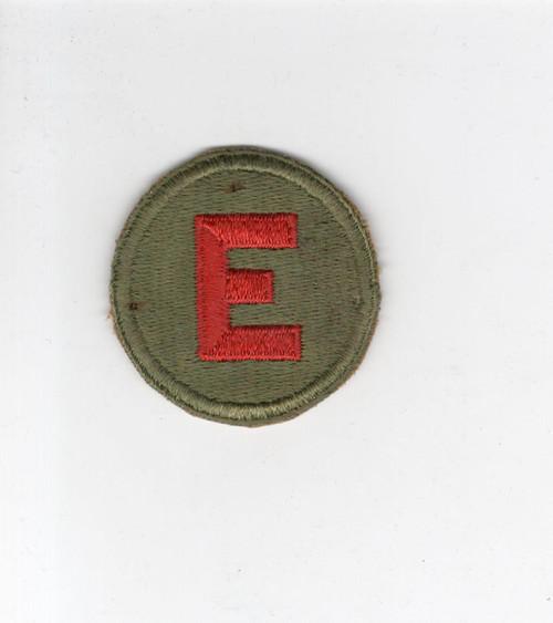WW 2 US Army Artillery Efficiency Patch Inv# H045
