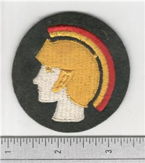 40's Made WW 1 US Army Artillery School Patch Inv# S916