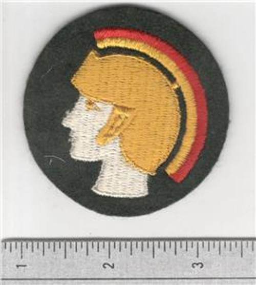 40's Made WW 1 US Army Artillery School Patch Inv# S919