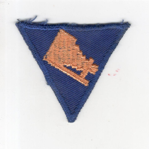 Twill WW 2 US Army Air Corps Photography Specialist Patch Inv# P100