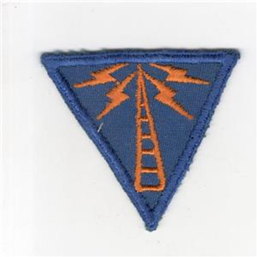 Twill WW 2 US Army Air Corps Communications Specialist Patch Inv# P092