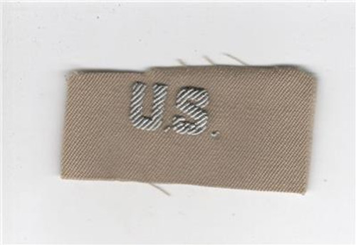 WW 2 Cloth Officers Collar Officer's And Flying Cadets Insignia Inv# M321