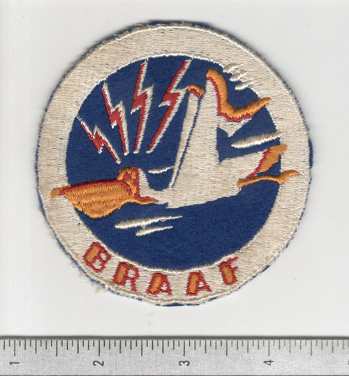 "4"" WW 2 US Army Air Force Boca Raton Army Air Field Patch Inv# C145"