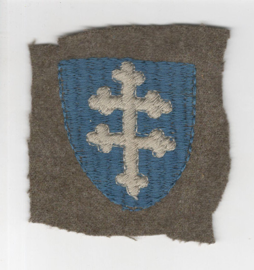"""WW 1 US Army 79th Division 3-1/4"""" X 3-1/4"""" Patch Inv# Q469"""