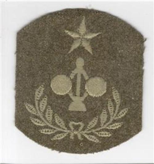 WW 1 US Army Master Engineer Coast Artillery Patch B099