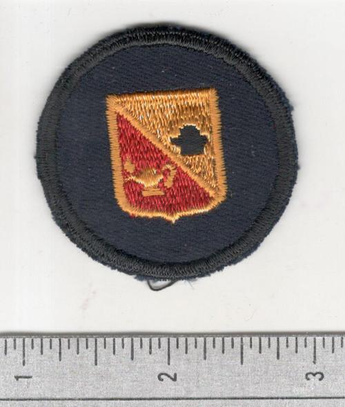 WW 2 US Army Ordnance Corps OCS Cap Patch Inv# B478