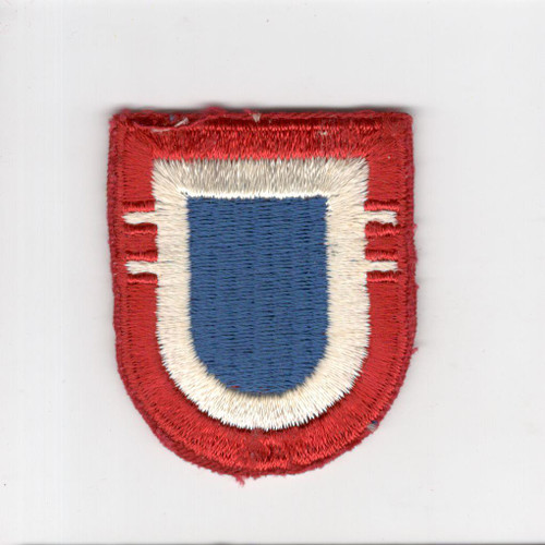 US Army 82nd Abn Div Headquarters 2nd Bd HHC Flash Inv# A785
