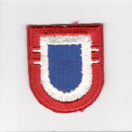 US Army 82nd Abn Div Headquarters 2nd Bd HHC Flash Inv# A786