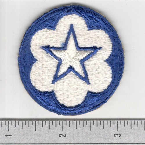 WW 2 US Army Service Forces Training Center Patch Inv# S343