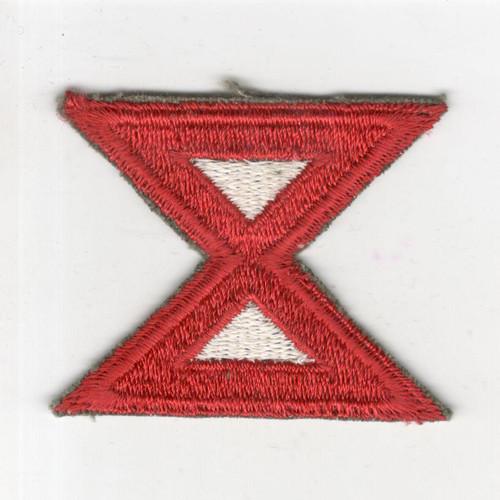WW 2 US Army 10th Army Patch Inv# R119