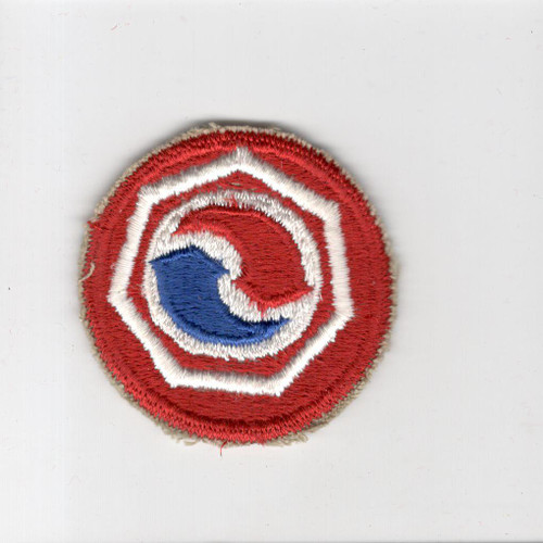 US Army 7th Logistical Command Patch Inv# H310