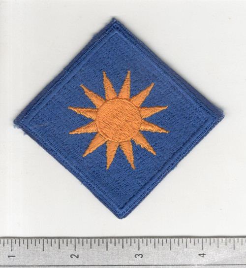 WW 2 US Army 40th Infantry Division Patch Inv# C310