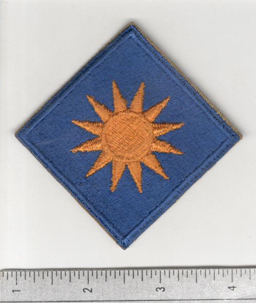 WW 2 US Army 40th Infantry Division Patch Inv# C312