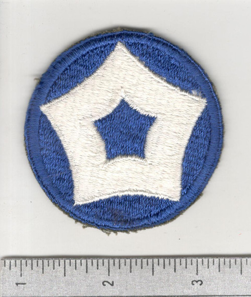 WW 2 US Army 5th Service Command Patch Inv# C362