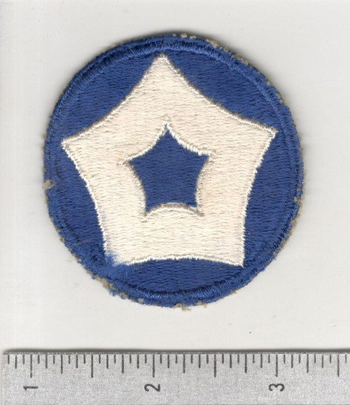 WW 2 US Army 5th Service Command Patch Inv# C365