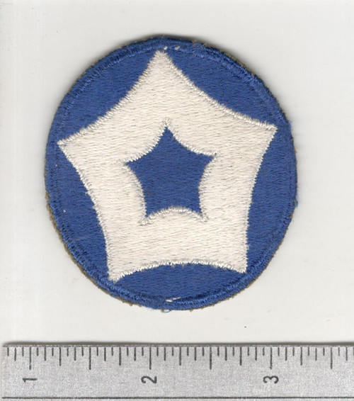 WW 2 US Army 5th Service Command Patch Inv# C366
