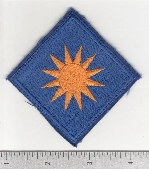 WW 2 40th Infantry Division Patch Inv# B751