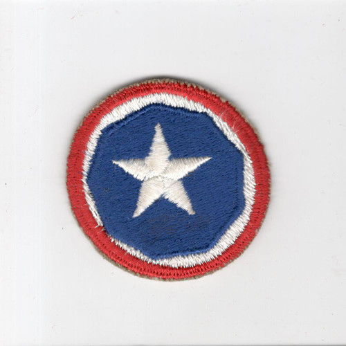 US Army 9th Logistical Command Patch Inv# H315