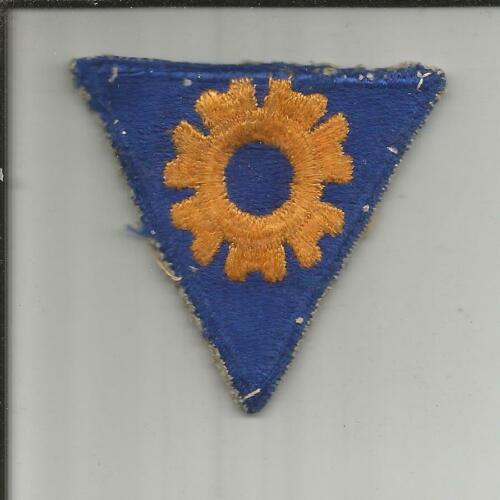 WW 2 US Army Air Force Engineering Specialist Patch Inv#B082