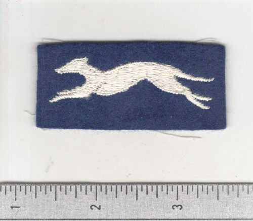 40's Made WW 1 US Army Postal Express Service Wool Patch Inv# C130