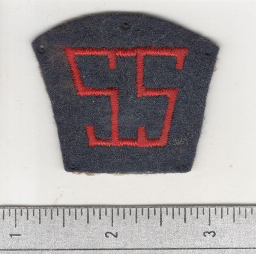 40's made WW 1 AEF Service Of Supply Patch Inv# W592