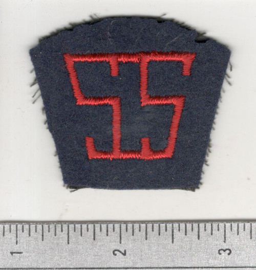 40's made WW 1 AEF Service Of Supply Patch Inv# W593