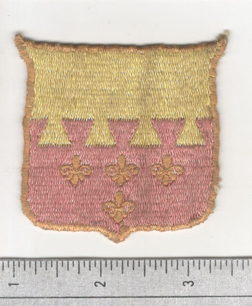 Rare Off Uniform WW 2 106th Cavalry Regiment Patch Inv# W746