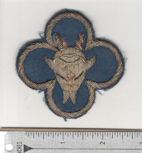 Non Upgradable Italian Made WW 2 88th Infantry Division Patch Inv# W933