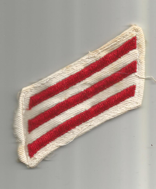 US Navy E-3 Fireman Rate Patch Inv# W252