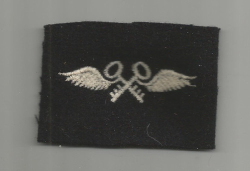 US Navy Aviation Storekeeper Striker Inv# W281