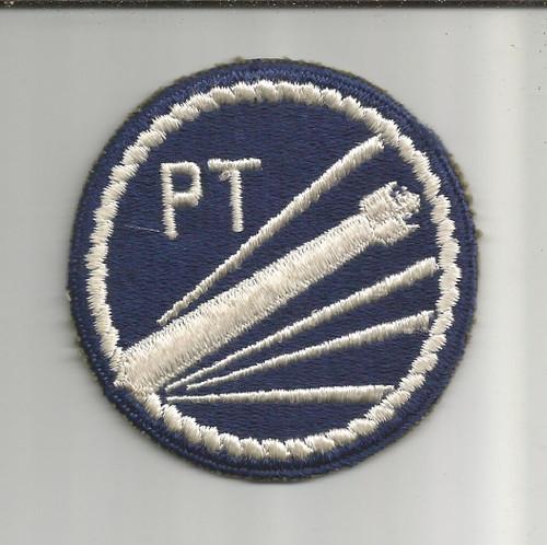 WW 2 US Navy Patrol Torpedo Boat Cotton Patch Inv# W302