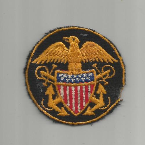 WW 2 US Ex-Navy Patch Inv# W314