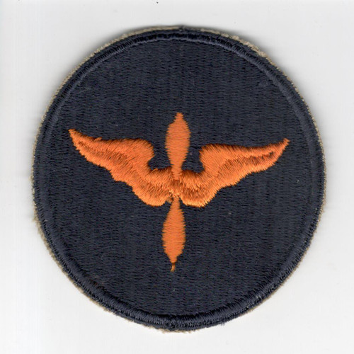 WW 2 US AAF Cadet Advanced Courses Patch Inv# M624