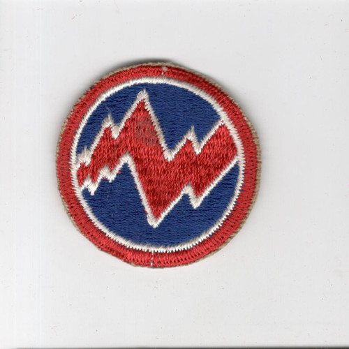 US Army 312th Logistical Command Patch Inv# H334